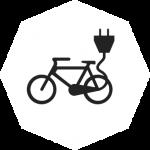 """""""fietsoplaadpunt"""""""